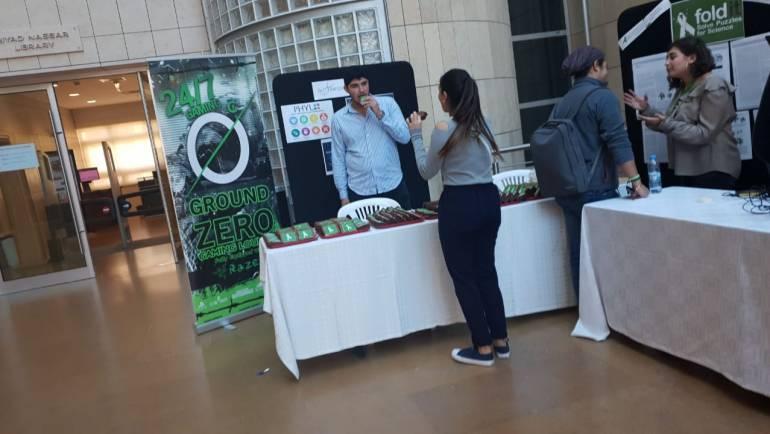 LAU University Gaming Research – Bioinformatics club